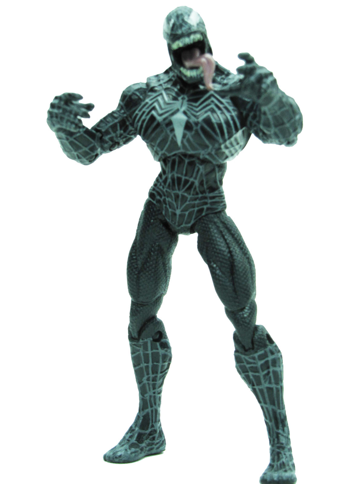 Spider-Man Movie Series Venom Complete